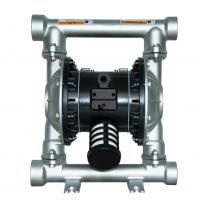 QBY3-40PFFF不锈钢隔膜泵,上海贝洋气动泵,医药泵