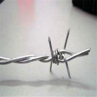 内蒙古包头厂家直销刺铁丝,刺丝滚笼防爬刺