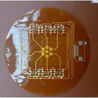供应广东柔性FPC打样,BGA,3MIL小线,0.1MM小孔,阻抗,厚铜2/3OZ,PI纯软板加工厂
