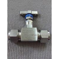 HNVSM14A36S/CH不锈钢针型阀-美国PARKER派克阀门工厂(上海)达琼流体总代理