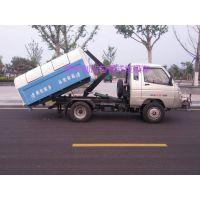 精品展示 自卸式垃圾车 四轮勾臂式垃圾运输车 (国3 国5)