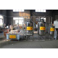 乳品厂用乳品生产线 中小型的牛奶厂加工设备