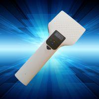 RFID智能芯片布草标签快速点数手持机,超高频布草芯片远距离点数批量蓝牙通讯扫描器