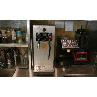 奶茶店设备全套 不锈钢水吧台操作台商用冷藏冷冻工作台贡茶台