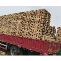 上海木托盘回收-上海都森木业回收公司-木托盘回收价钱