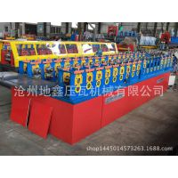 供应 彩钢大方板压瓦机 复合大方板广告彩钢扣板成型机