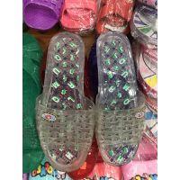 水晶女拖鞋,两色入