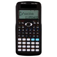 得力D991ES科学计算器 考试大学生多功能函数计算器 电子计算机