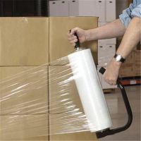 厂家批发拉伸膜 PE薄膜缠绕膜 保温保湿透明棚膜 多规格可定制