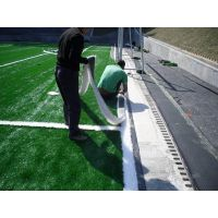 承接国内人造草铺装施工工程专业施工团队技术精湛