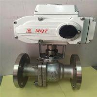 球阀厂供货 Q941H-16C DN25 铸钢电动硬密封球阀