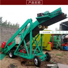 养牛场青贮池取料机 提高功效青储取草机厂家