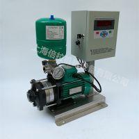 德国威乐水泵MHIL803-3/10/E/1-220-50-2高温管道循环泵