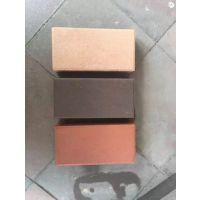 230/115/50红色烧结砖/褐色陶土砖/浅深灰色烧结砖/便道人行道砖