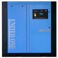 安徽阜阳优耐特斯工程双螺杆空气压缩机UD45-8安全可靠