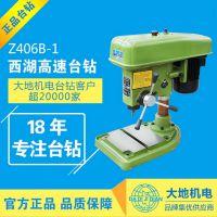 厂家直销杭州西湖 台钻 高速钻床 Z406B-1 量大从优 欢迎选购