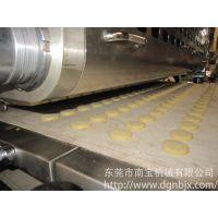 厂家直售休闲饼干流水线设备 线切模具