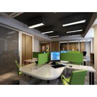 南城写字楼办公室装修技巧——开放式办公室装修