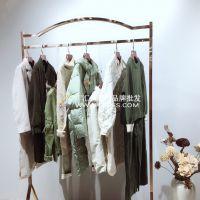 一手货源上海品牌费依杭州一线品牌折扣女装走分批发