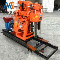 批售XY-1水井钻机 农用家庭地质打井机 100米可取芯勘探型地表钻机