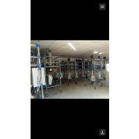 出售二手200L玻璃反应釜、双层玻璃反应釜、实验室用反应釜
