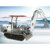 山东星工履带挖掘机 微型180度作业 橡胶履带对地面破坏性小