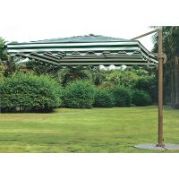 广州品兆供应海南岛三亚湾海滩、热带景区遮阳伞 广告伞