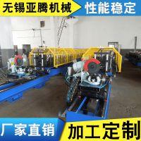 厂家直销方管成型机 方管切90度角自动一次成型机 定制风管成型机