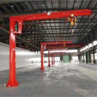 500公斤固定式移动式悬臂吊 定柱式悬臂起重机 独臂吊 可定做