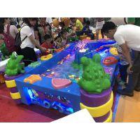 儿童钓鱼池 儿童捞鱼池 儿童喂奶鱼池 等游乐设备