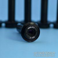 9新 moritex 2X65 机器视觉 远心镜头 2倍