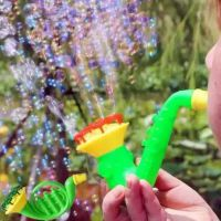 儿童喇叭吹泡泡玩具萨克斯泡泡枪泡泡水泡泡精儿童小孩玩具泡泡机