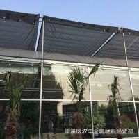 生态餐厅玻璃温室 智能玻璃连栋温室大棚 厂家生产