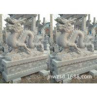 景观石雕龙头生产厂家 景区石头雕刻吐水龙头图片大全