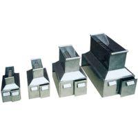 实验室密封不锈钢二分器,敞开式二分器厂家,煤炭专用二分器