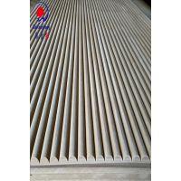 护墙板密度板材料波浪板 中纤板波浪浮雕板背景墙材料定制