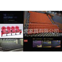 赤虎品牌供应舒适高档现代皮制布艺回弹电影院座椅
