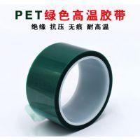 潍坊临朐县绿硅胶带耐高温机箱钢化杯等高温喷涂喷粉遮蔽