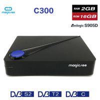 magicseeC300无线网络机顶盒S905智能安卓播放器TV BOX外贸爆款