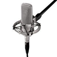 正品行货 铁三角 AT4047/SV 单指向网络主播K歌录音电容话筒