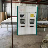 安徽木门厂家用木门木纹转印机效果