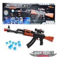 水弹枪突击先锋水弹枪/软弹枪打水晶弹球玩具枪 AK47软弹枪热卖