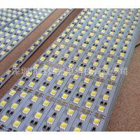 铝基板灯带 LED5050硬灯条 60灯1米柜台专用灯条 厂家直销