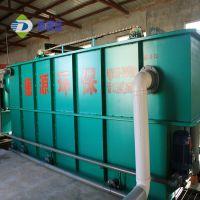 布草洗涤污水处理设备使用达到新老客户认可 德源环保