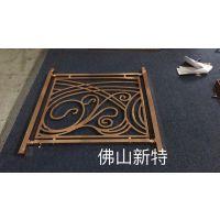 兰溪别墅铜楼梯 铜雕花扶手欧式楼梯设计为主