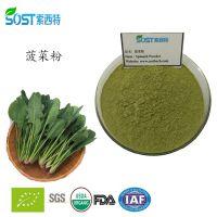 菠菜粉 优质菠菜粉 蔬菜粉 索西特生物 厂家供应 大量现货