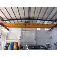 洛宁3T葫芦双梁起重机栾川安装2.8吨单梁行车宇起牌行吊起重机
