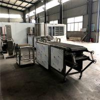 豆腐干机效益高 自动豆腐皮机生产视频
