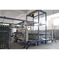新型高效恒瑞克编织袋流水线设备SCM-3200×10S十梭圆织机