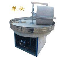 电动石碾稻谷小米机 商用小米石碾机械设备 石磨石碾碾米机质保两年